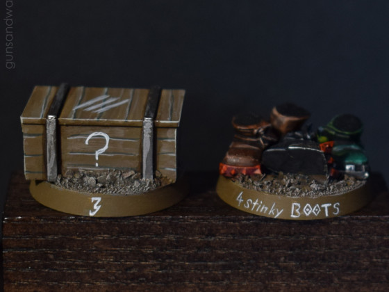 Ork Themed Objectives