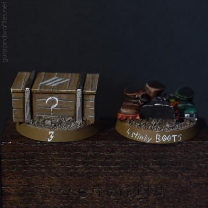 Ork Themed Objectives