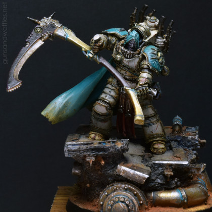 Mortarion Primarch of the Death Guard