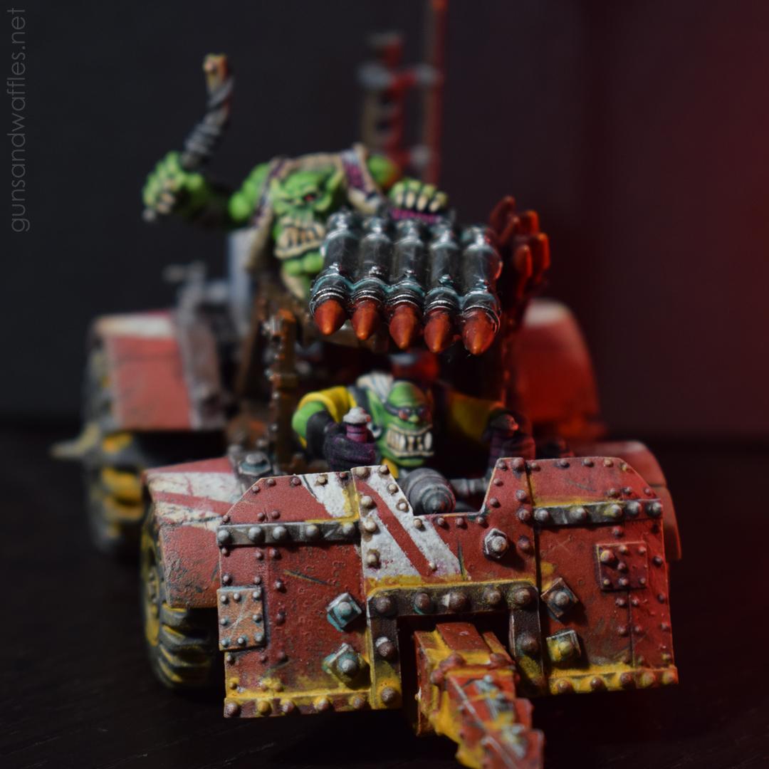 Rocket Buggy