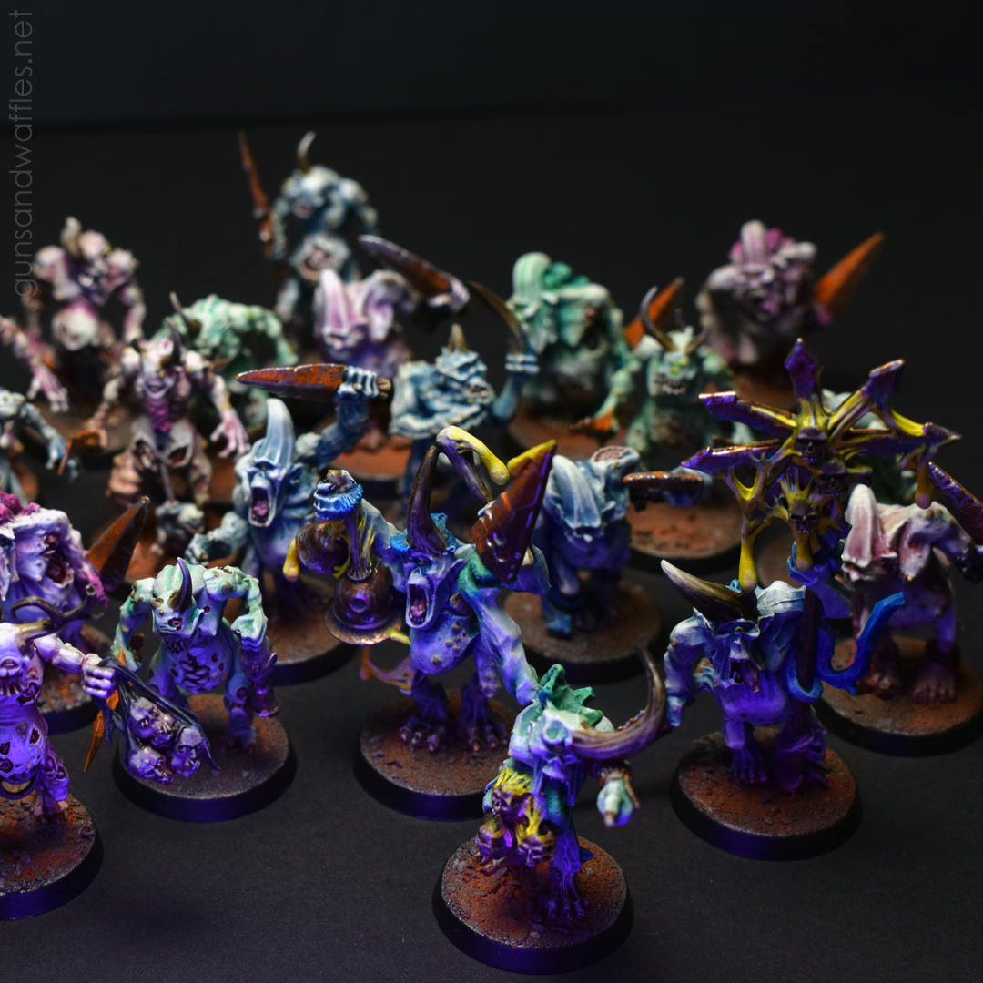 Horde o' Plague Bearers
