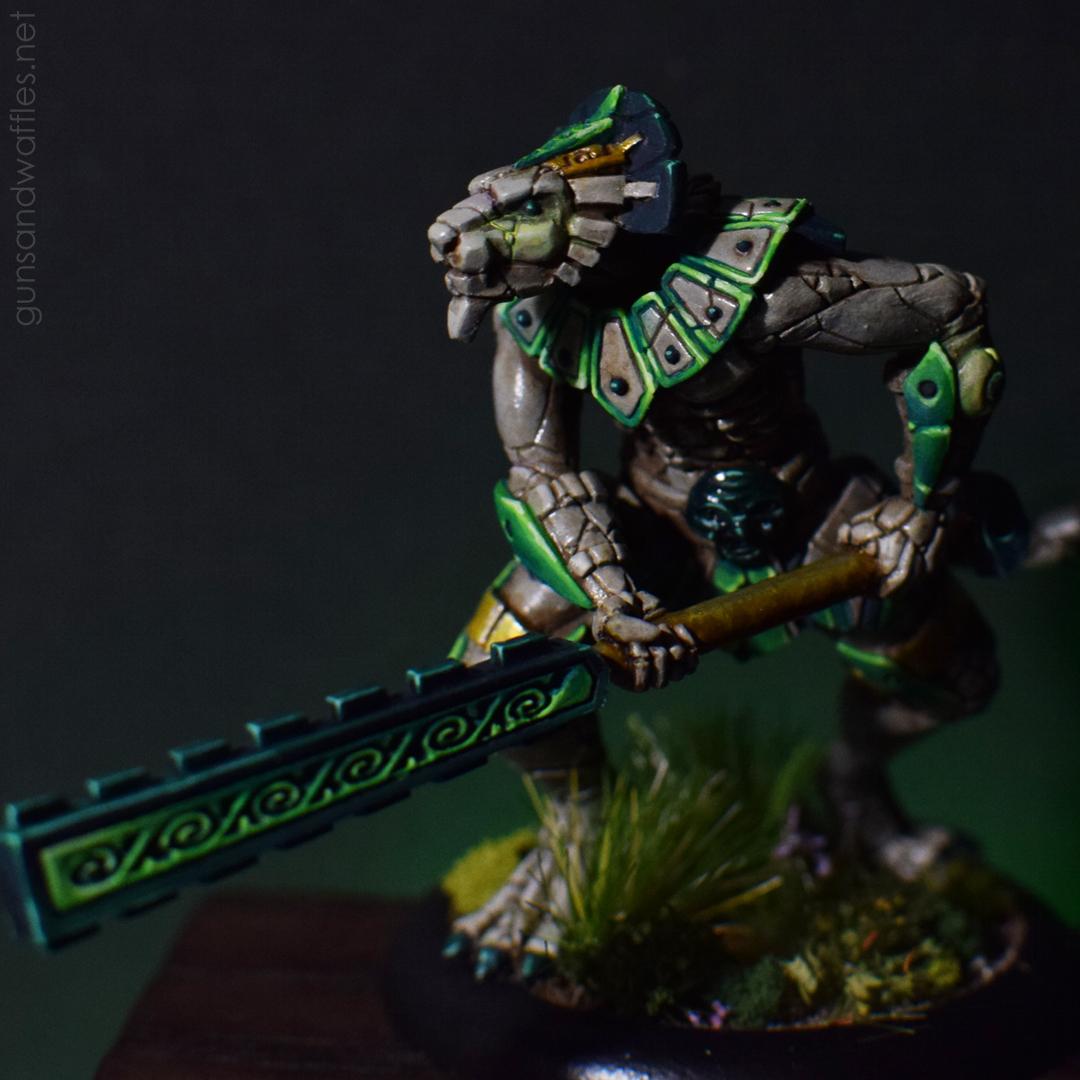 Summoners - Jaguarkonstrukt